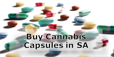 Buy Your Cannabis Capsules in South Africa Now